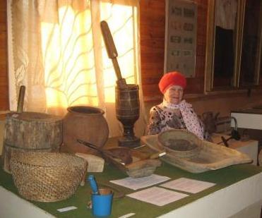 Основатель музея Мария Ивановна Ракитина